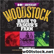 Mike Greenblatt Berbicara Tentang Buku Terbaru Tentang Ulang Tahun Ke-50 Woodstock